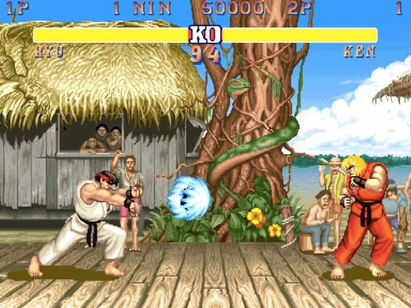 Street Fighter 2 | Screenshot