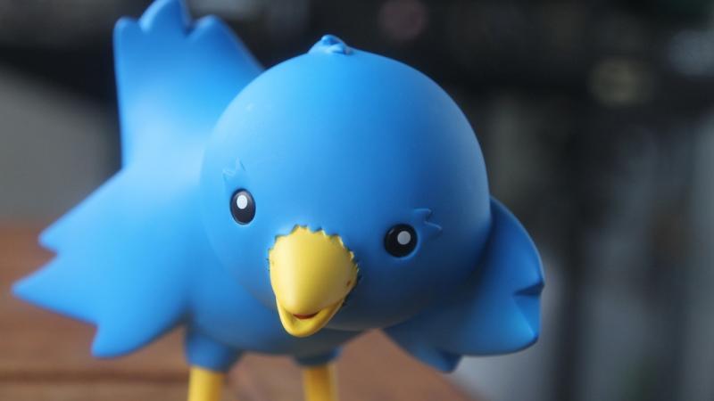 Twitter Bird | Ilustrasi