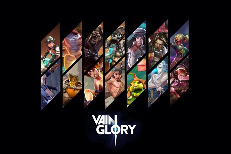 Vainglory Heroes | Artwork
