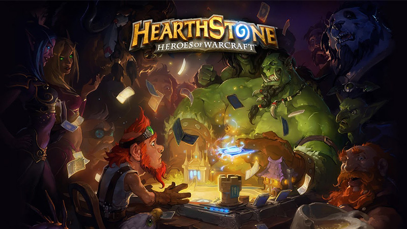 Hearthstone Heroes of Warcraft | Screenshot