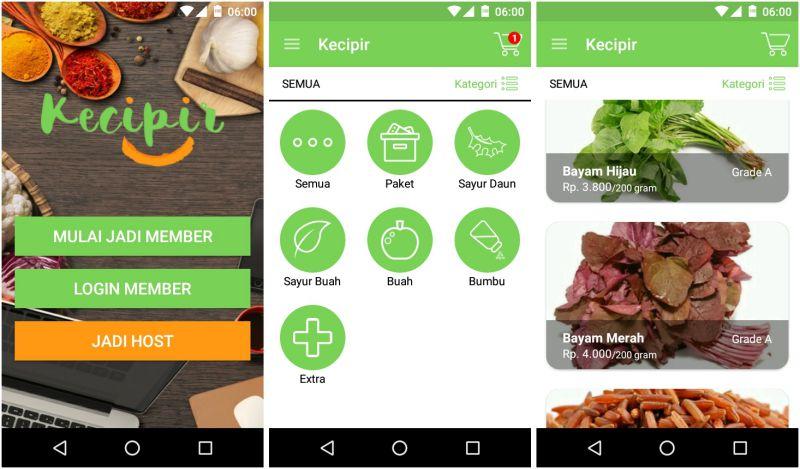 Aplikasi pertanian | Kecipir