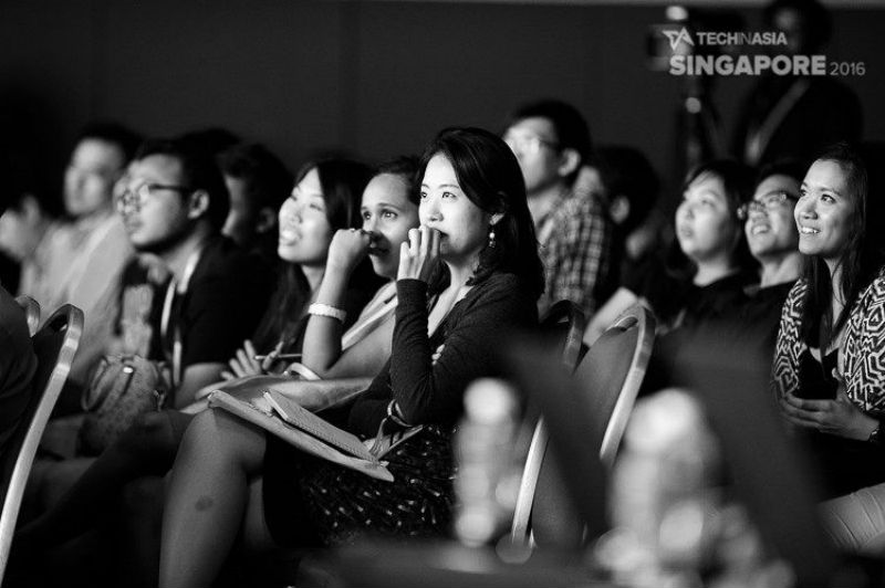 tiasg2016 - day2 Arena audience