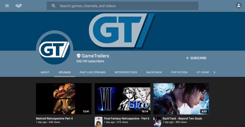 Dibeli IGN Konten Video Game Trailers Ada di YouTube