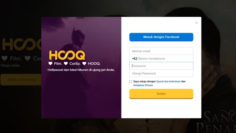 Review HOOQ | Tech in Asia Indonesia