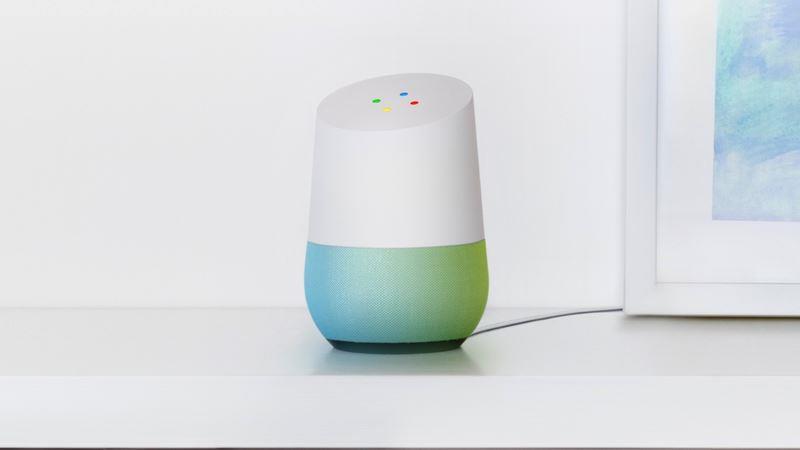 Perangkat Google Home | Foto