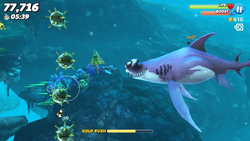 Hungry shark world hack game | Hungry Shark World Mod Apk