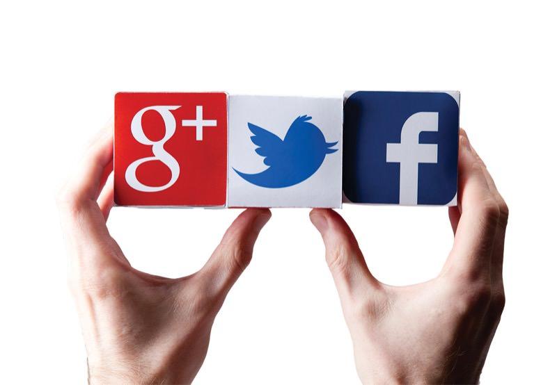 Social Media Cubes | Photo