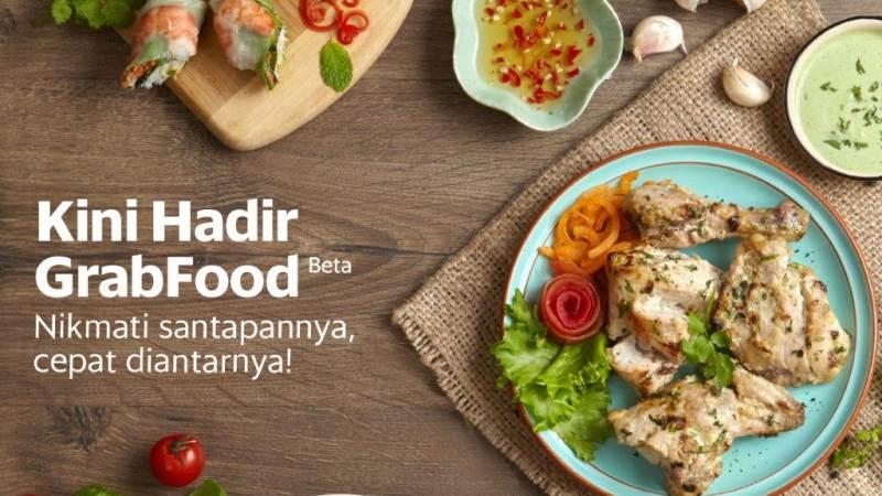 Grab Hadirkan Layanan Pesan Antar Makanan Grabfood