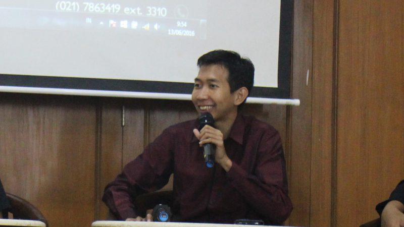 Andreas Senjaya iGrow 1 | Foto