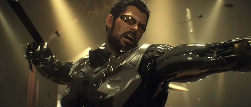 Deus Ex Mankind Divided Adam Jensen | Screenshot