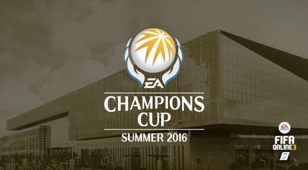 EA Champions Cup | Logo