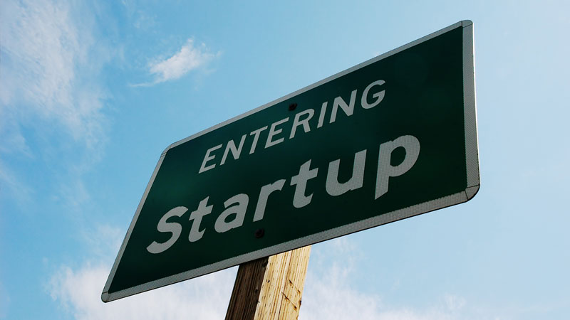 Entering startup   Featured