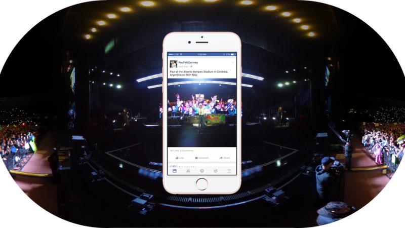 Facebook Gambar Panorama 360 Derajat 2 | Ilustrasi