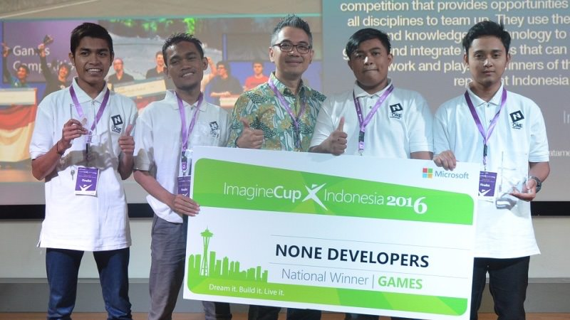 Imagine Cup 2016 None Developers | Photo
