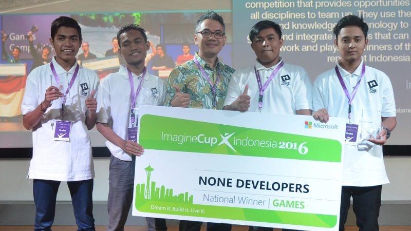 Imagine Cup 2016 None Developers   Photo