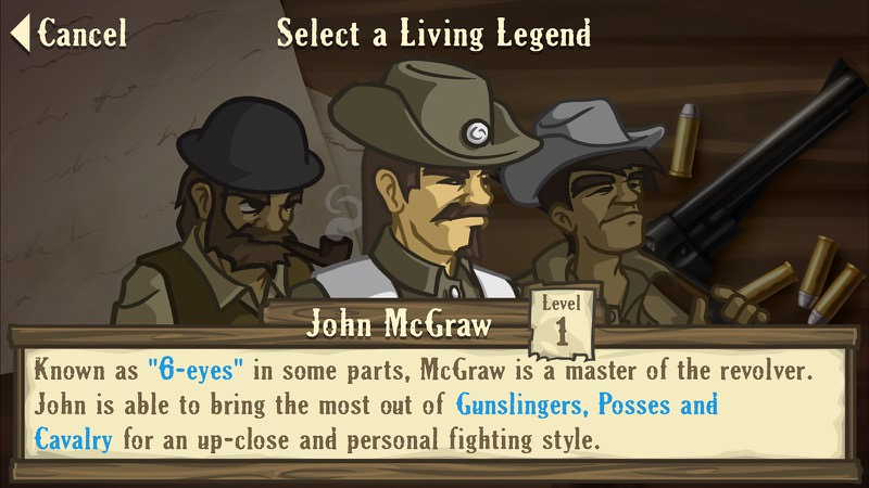 Lost Fronter John McGraw | Screenshot