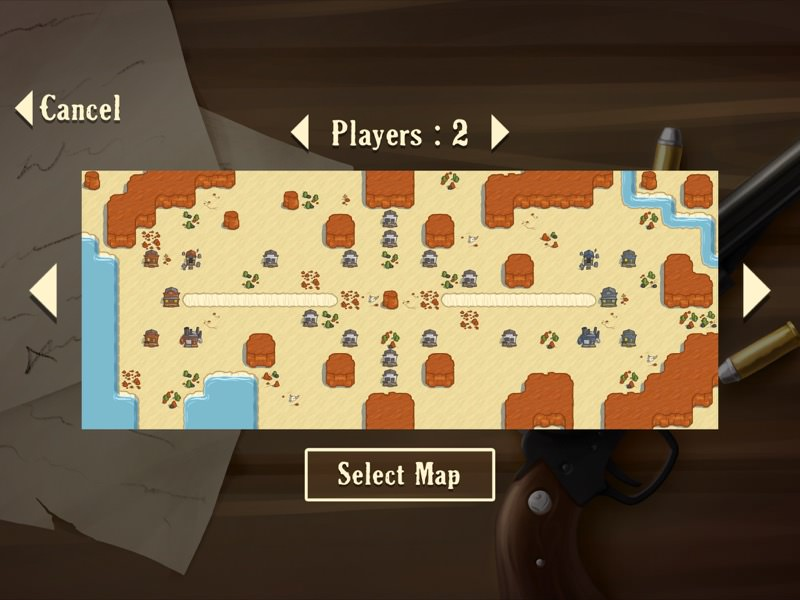 Lost Frontier Multiplayer | Screenshot
