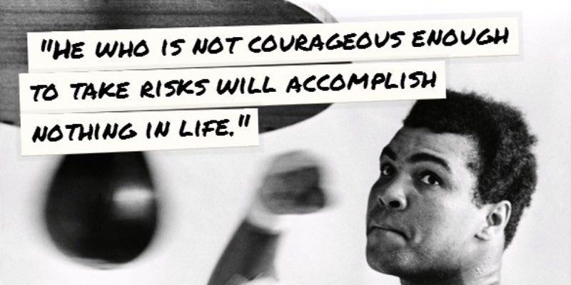 Muhammad Ali | Quote