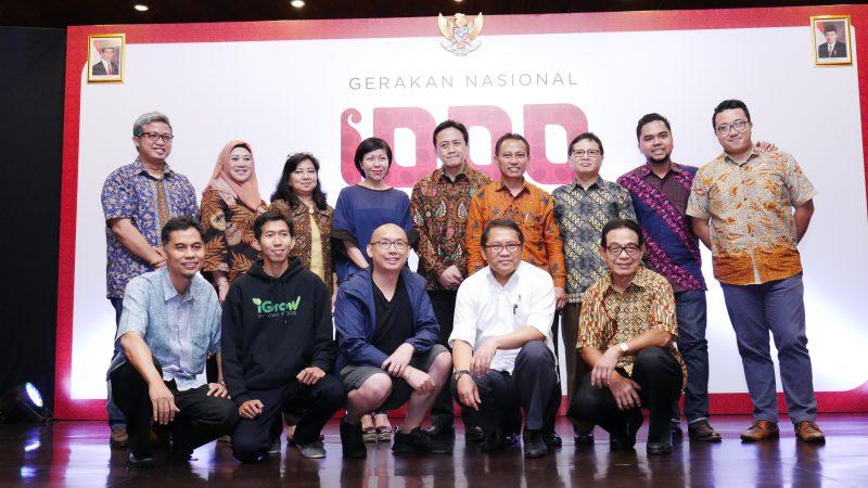 Peluncuran Gerakan Nasional 1000 Startup Digital | Foto