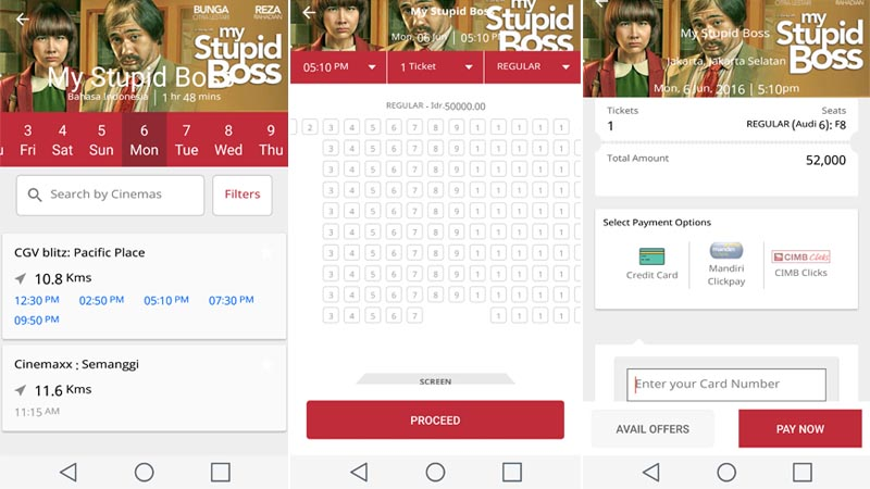 Review Bookmyshow Tech In Asia Indonesia
