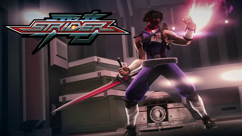 Strider | Screenshot 1