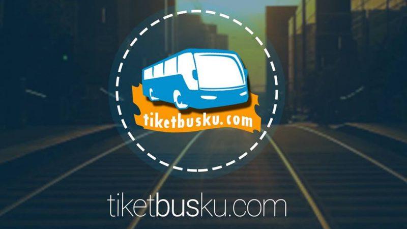 Tampilan Tiketbusku | Ilustrasi