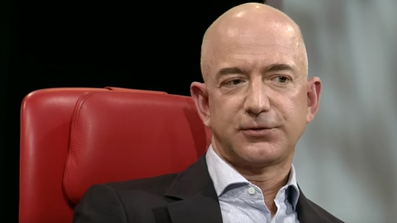 jeff bezos amazoncom essay Jeff bezos-amazon the game changer is amazon under the leadership of jeff bezos, the company`s founder and chief executive officer amazon is the number one online retailer globally.