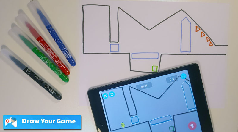 Draw your game | Screenshoot 1