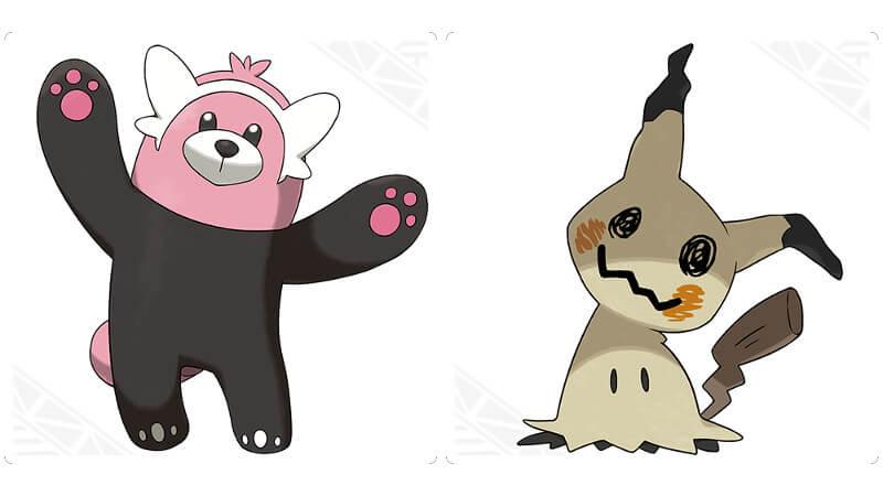 Pokemon Sun & Moon | Bewear-Mimikyu