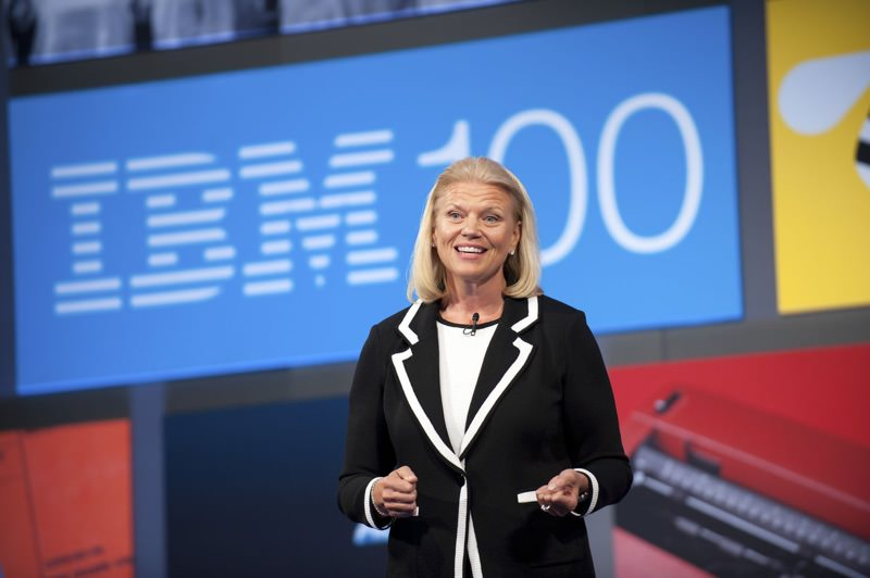 Ginny Rometty | Photo