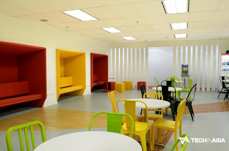 Kantor Lazada | Canteen 1