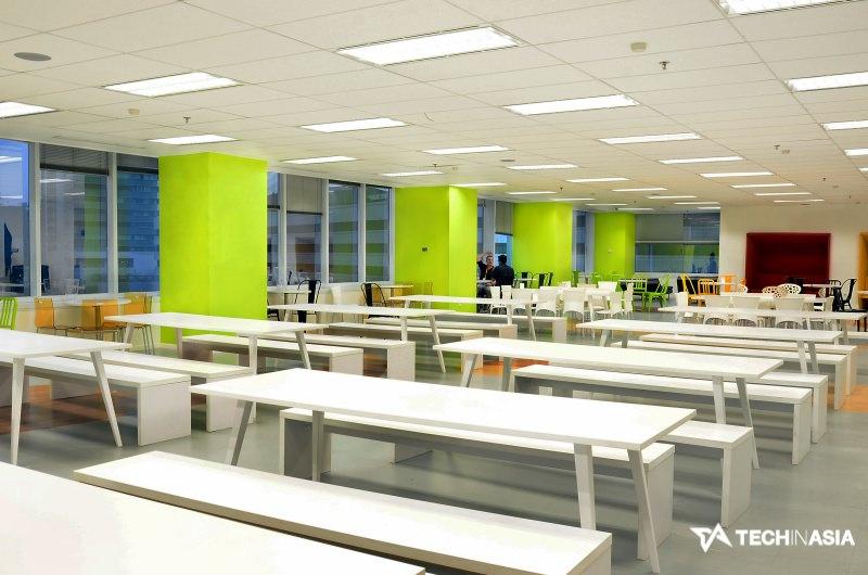 Kantor Lazada | Canteen 2