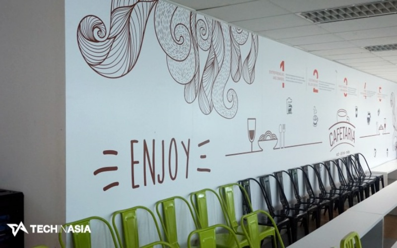 Kantor Lazada | Canteen 3