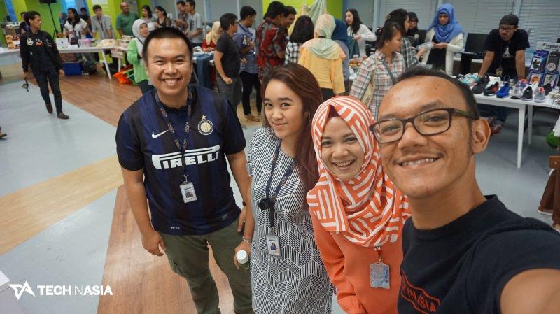 Bedah Kantor #2: Serunya Kantor Lazada Indonesia!