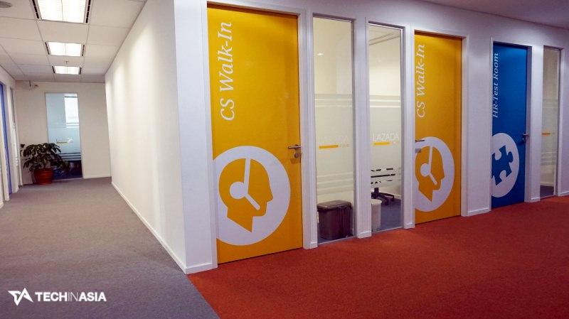 Kantor Lazada | Ruangan 4