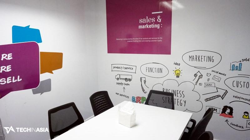 Kantor Lazada | Ruangan 6