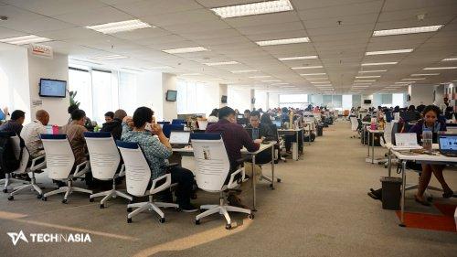 Kantor Lazada | Suasana Kerja 4