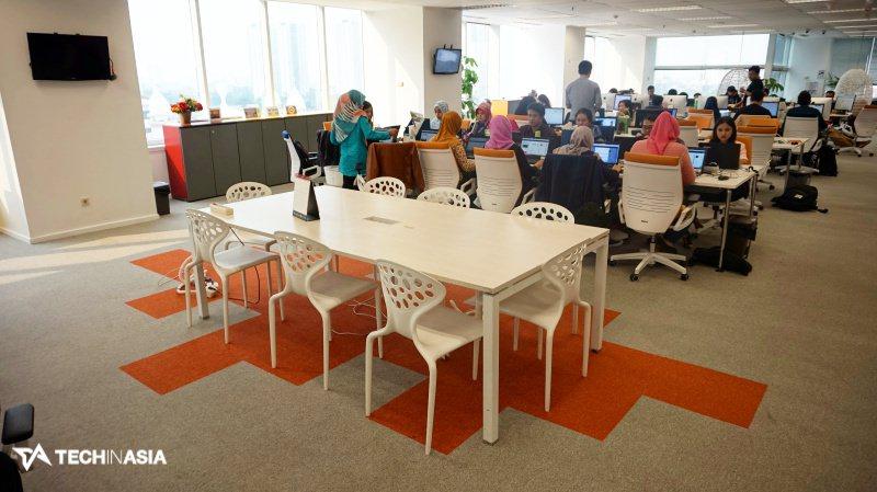 Kantor Lazada | Suasana Kerja 9