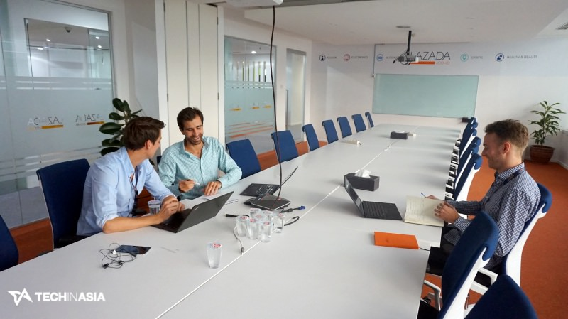 Kantor Lazada | Suasana Meeting 2
