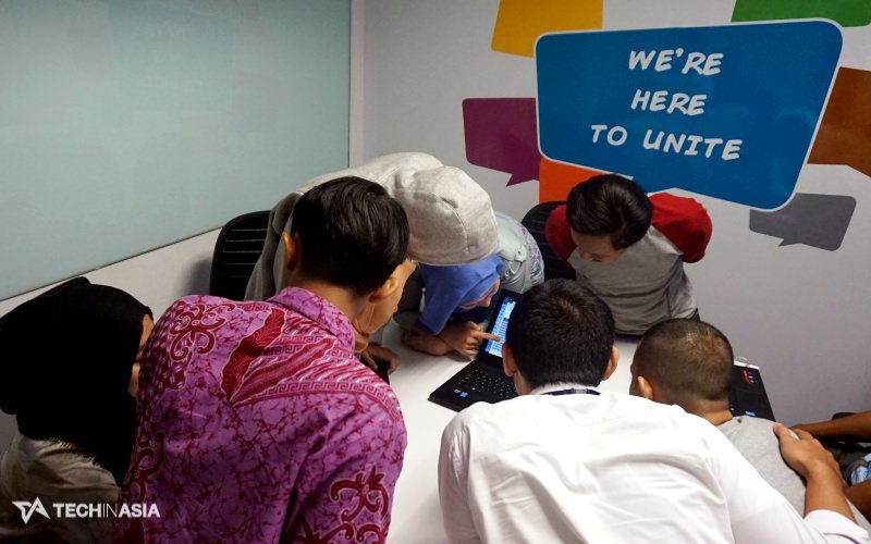 Kantor Lazada | Suasana Meeting 3