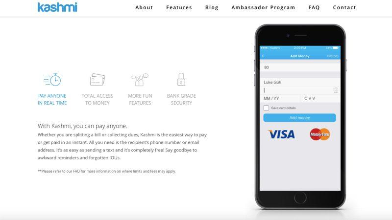 Kashmi Situs   Screenshot
