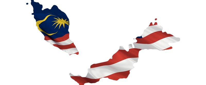 Malaysian Flag Map | Screenshot