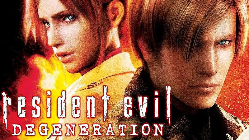 Resident Evil: Degeneration   Art