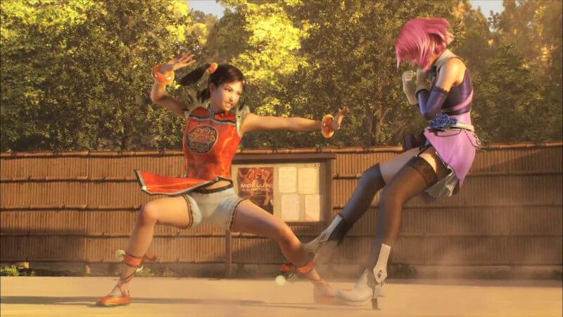 Tekken: Blood Vengeance   Screenshot 1