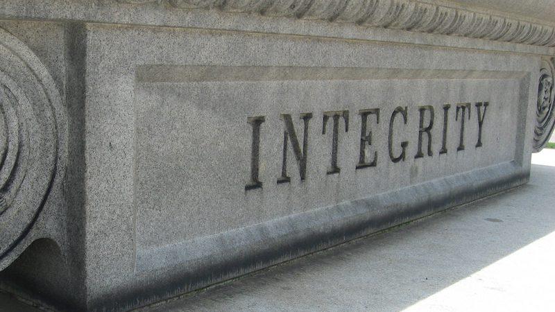 Founder Integritas | Ilustrasi