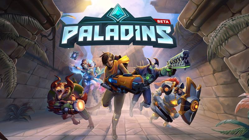 Preview Paladins | Tech in Asia Indonesia