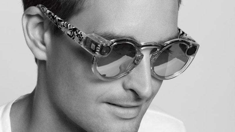 Spectacles Evan Spiegel | Foto