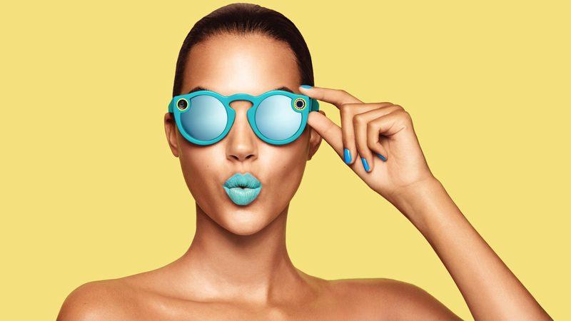 Hasil gambar untuk kacamata snapchat