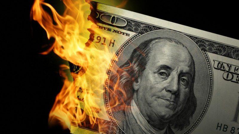 Startup Burn Money Bakar Duit | Ilustrasi