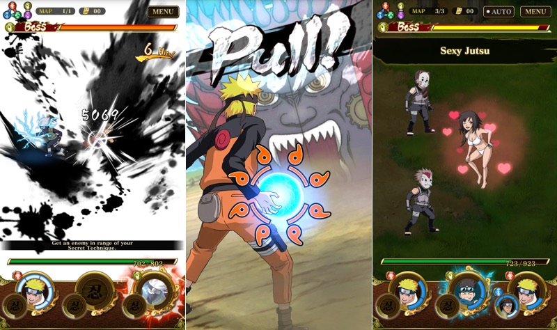 Review Naruto Ultimate Ninja Blazing | Tech in Asia Indoneia